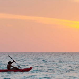 Maafushivaru - Luxury Maldives Honeymoon Packages - Watersport activities3