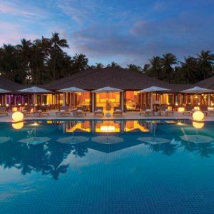 Maldives Honeymoon Packages Atmosphere Kanifushi The Liquid At Night