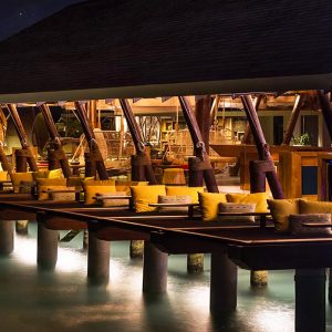 Maldives Honeymoon Packages LUX South Ari Atoll East Bar