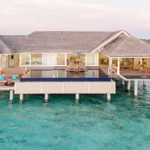 Maldives Honeymoon Packages LUX South Ari Atoll LUX Villa