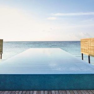 Maldives Honeymoon Packages LUX South Ari Atoll Temptation Pool Water Villa