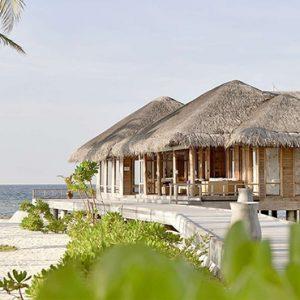Maldives Honeymoon Packages Maafushivaru Beach Villas
