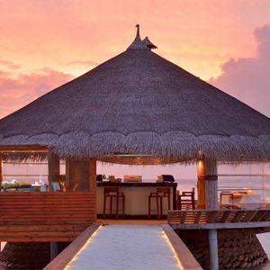 Maldives Honeymoon Packages Maafushivaru Dining Experience