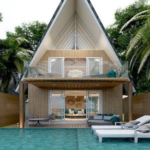 Maldives Honeymoon Packages Maafushivaru Duplex Pool Villas1