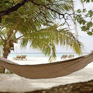 Maldives Honeymoon Packages Maafushivaru Hammock