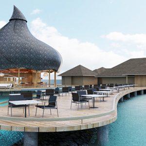 Maldives Honeymoon Packages Maafushivaru Moodhu Grill