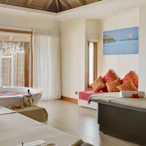 Maldives Honeymoon Packages Maafushivaru Spa
