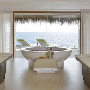 Maldives Honeymoon Packages Maafushivaru Spa Bath