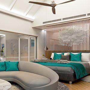 Maldives Honeymoon Packages Maafushivaru Water Pool Villa2