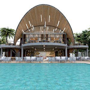 Maldives Honeymoon Packages Maafushivaru Water Bar