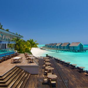 Maldives Honeymoon Packages Kuramathi Island Resort Maldives Laguna Bar 3