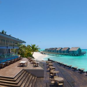 Maldives Honeymoon Packages Kuramathi Island Resort Maldives Laguna Bar 4