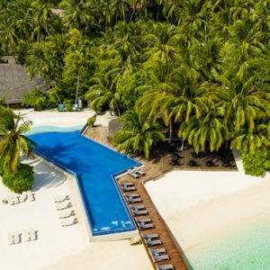 Maldives Honeymoon Packages Kuramathi Island Resort Maldives Pool 3