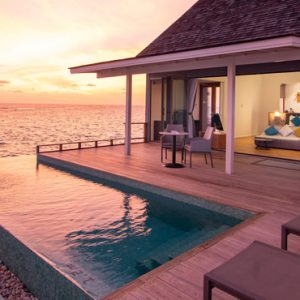 Maldives Honeymoon Packages Kuramathi Island Resort Maldives Thundi Water Villa