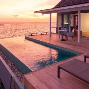 Maldives Honeymoon Packages Kuramathi Island Resort Maldives Thundi Water Villa 2