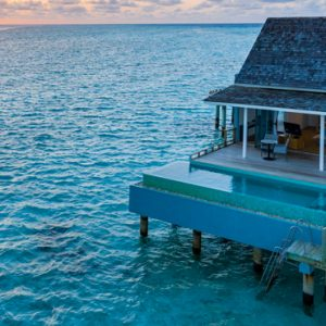 Maldives Honeymoon Packages Kuramathi Island Resort Maldives Thuni Water Villa