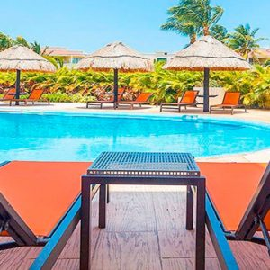Mexico Honeymoon Packages Moon Palace Cancun Mexico Weddings Pool