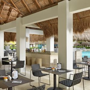 Mexico Honeymoon Packages Paradisus Playa Del Carmen La Perla Sunset Grill