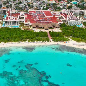 Mexico Honeymoon Packages Paradisus Playa Del Carmen La Perla Exterior