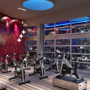 Mexico Honeymoon Packages Paradisus Playa Del Carmen La Perla Gym