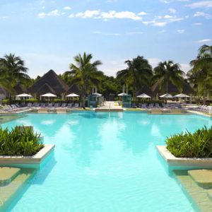 Mexico Honeymoon Packages Paradisus Playa Del Carmen La Perla Pool 4