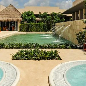 Mexico Honeymoon Packages Paradisus Playa Del Carmen La Perla Spa