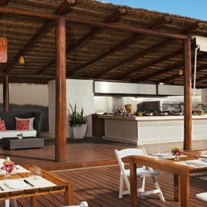 Mexico Honeymoon Packages Secrets The Vine Cancun Barefoot Grill