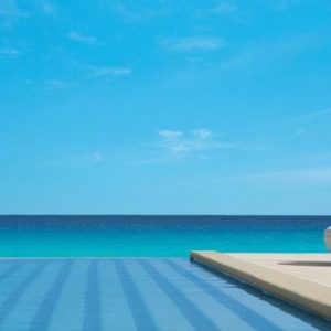 Mexico Honeymoon Packages Secrets The Vine Cancun Infinity Pool