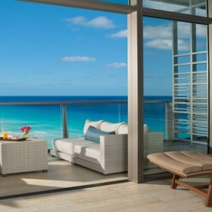 Mexico Honeymoon Packages Secrets The Vine Cancun Junior Suite Ocean View Terrace