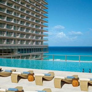 Mexico Honeymoon Packages Secrets The Vine Cancun Pool1