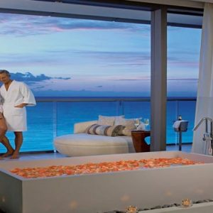 Mexico Honeymoon Packages Secrets The Vine Cancun Preferred Club Honeymoon Suite Ocean Front2