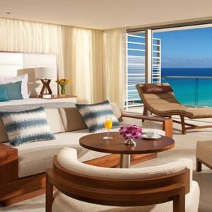 Mexico Honeymoon Packages Secrets The Vine Cancun Preferred Club Junior Suite Ocean View