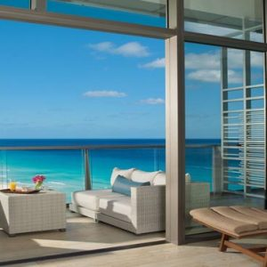 Mexico Honeymoon Packages Secrets The Vine Cancun Preferred Club Junior Suite Ocean View Terrace