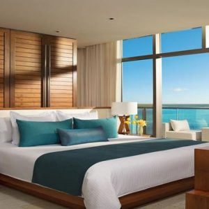 Mexico Honeymoon Packages Secrets The Vine Cancun Preferred Club Master Suite Ocean View1