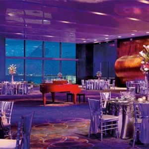 Mexico Honeymoon Packages Secrets The Vine Cancun Ballroom Setup
