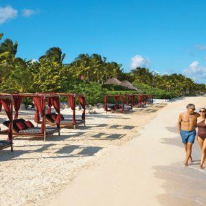 Mexico Honeymoon Packages Zoetry Paraiso De La Bonita Riviera Maya Beach Cabanas
