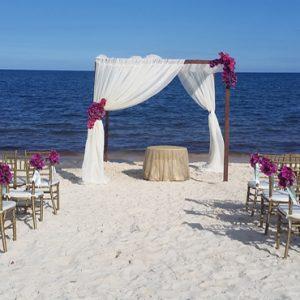 Mexico Honeymoon Packages Zoetry Paraiso De La Bonita Riviera Maya Beach Wedding1