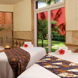 Mexico Honeymoon Packages Zoetry Paraiso De La Bonita Riviera Maya Couple Spa Massage