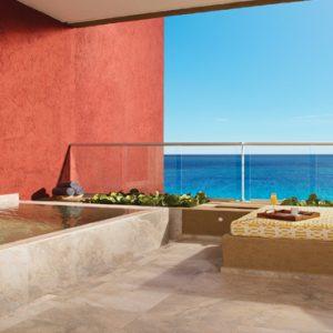 Mexico Honeymoon Packages Zoetry Paraiso De La Bonita Riviera Maya Plunge Pool Terrace