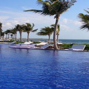 Mexico Honeymoon Packages Zoetry Paraiso De La Bonita Riviera Maya Pool1