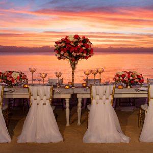 Mexico Honeymoon Packages Zoetry Paraiso De La Bonita Riviera Maya Beach Wedding Reception