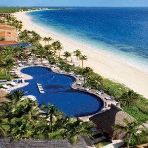 Mexico Honeymoon Packages Zoetry Paraiso De La Bonita Riviera Maya Pool
