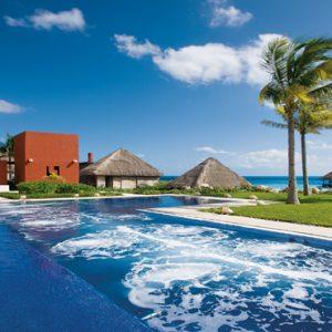 Mexico Honeymoon Packages Zoetry Paraiso De La Bonita Riviera Maya Saltwater Pool