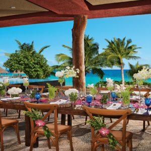 Mexico Honeymoon Packages Zoetry Paraiso De La Bonita Riviera Maya Wedding Reception