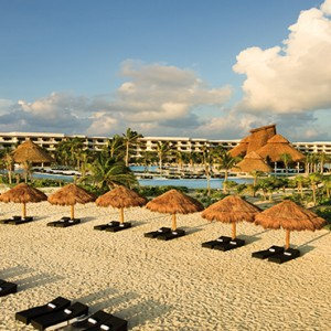 Mexico Honeymoons Packages Secrets Maroma Beach Beach