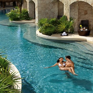 Mexico Honeymoons Packages Secrets Maroma Beach Junior Suite Swim Out Pool