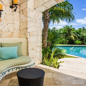Mexico Honeymoons Packages Secrets Maroma Beach Junior Suite Swim Out Terrace