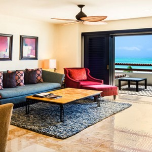 Mexico Honeymoons Packages Secrets Maroma Beach Preferred Club Honeymoon Suite Living Room
