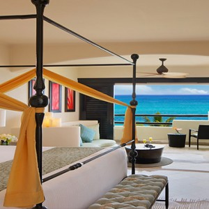 Mexico Honeymoons Packages Secrets Maroma Beach Preferred Club Junior Suite Ocean Front