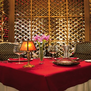 Mexico Honeymoons Packages Secrets Maroma Beach Wine Cellar